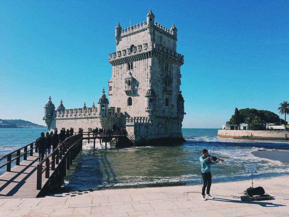 Torre de Bélem.
