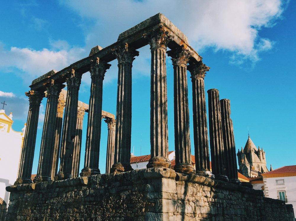 "Roman ""Diana""'s Temple"