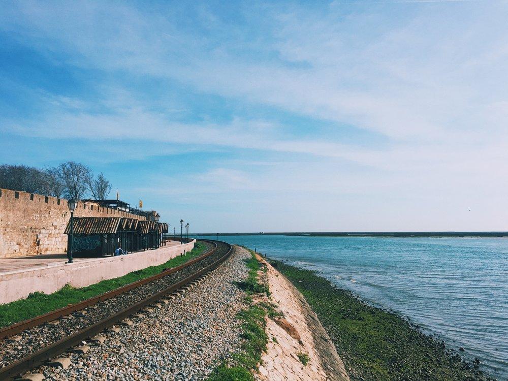 Faro's railway.