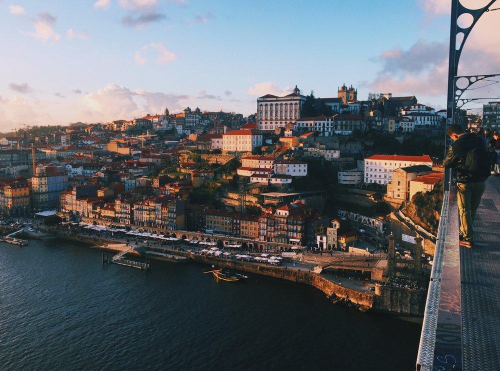 Back to Porto.