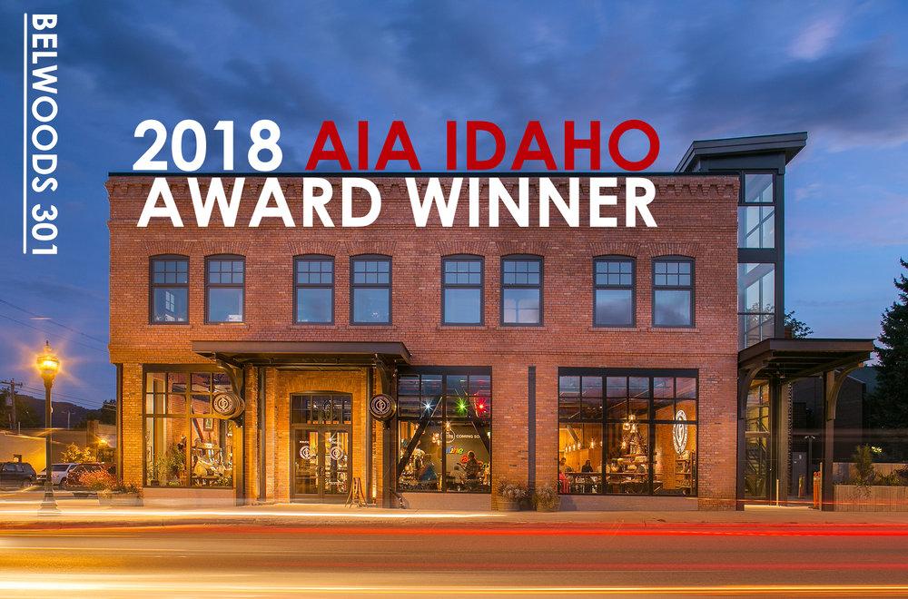 AIA Winning Belwood 301 Building