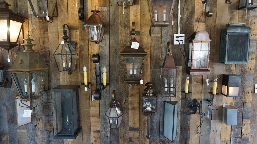 Light Fixtures -
