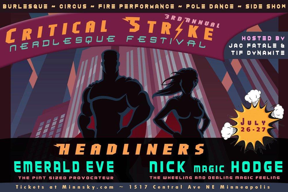 Events — Nick Hodge