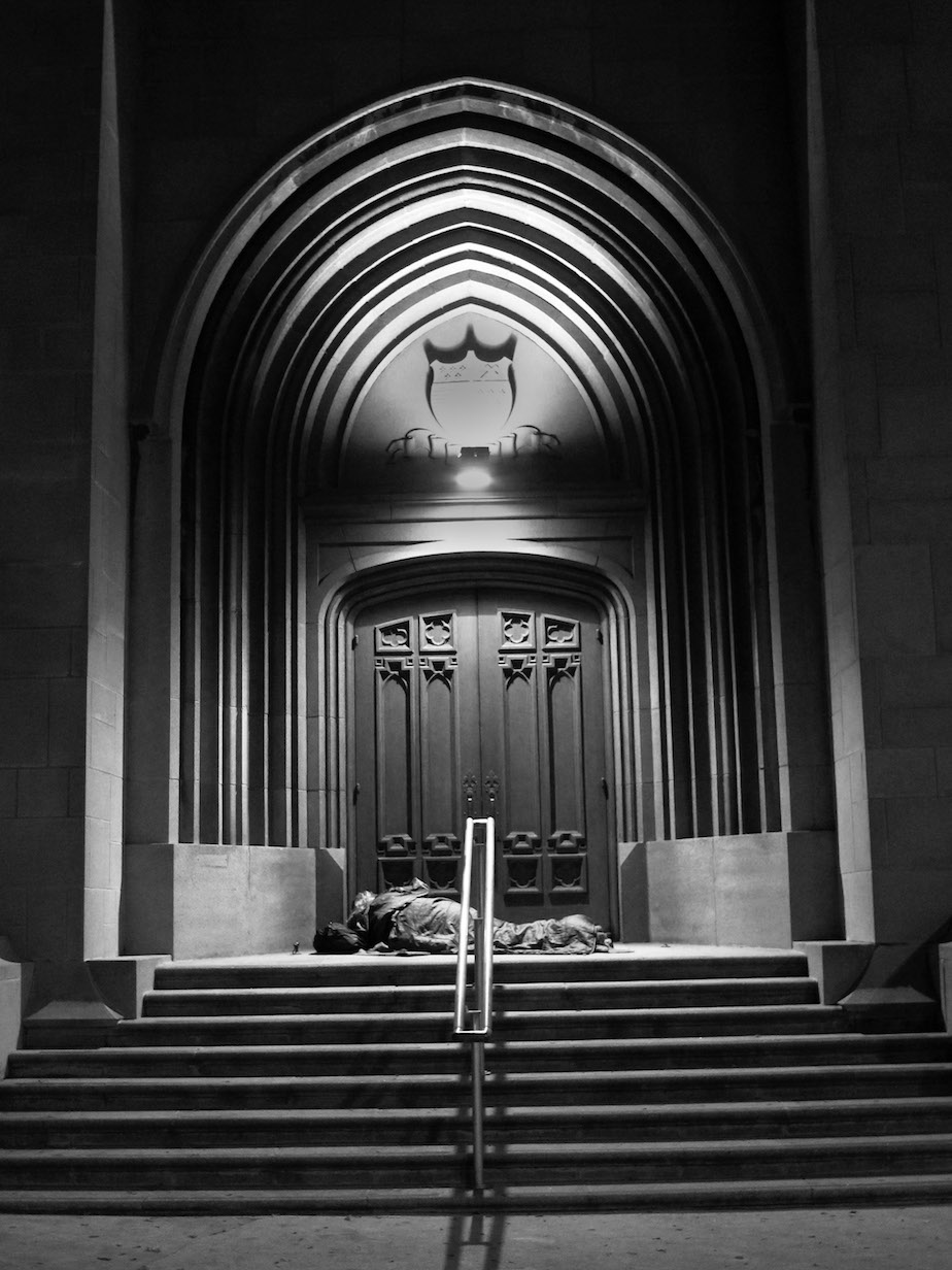 Resting at Church