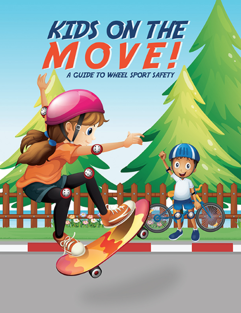Kids On the Move: A Guide to Wheel Sport Safety