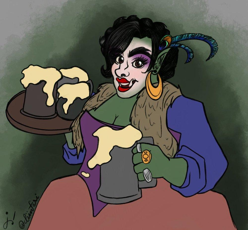 Madame by jacks, diinferi