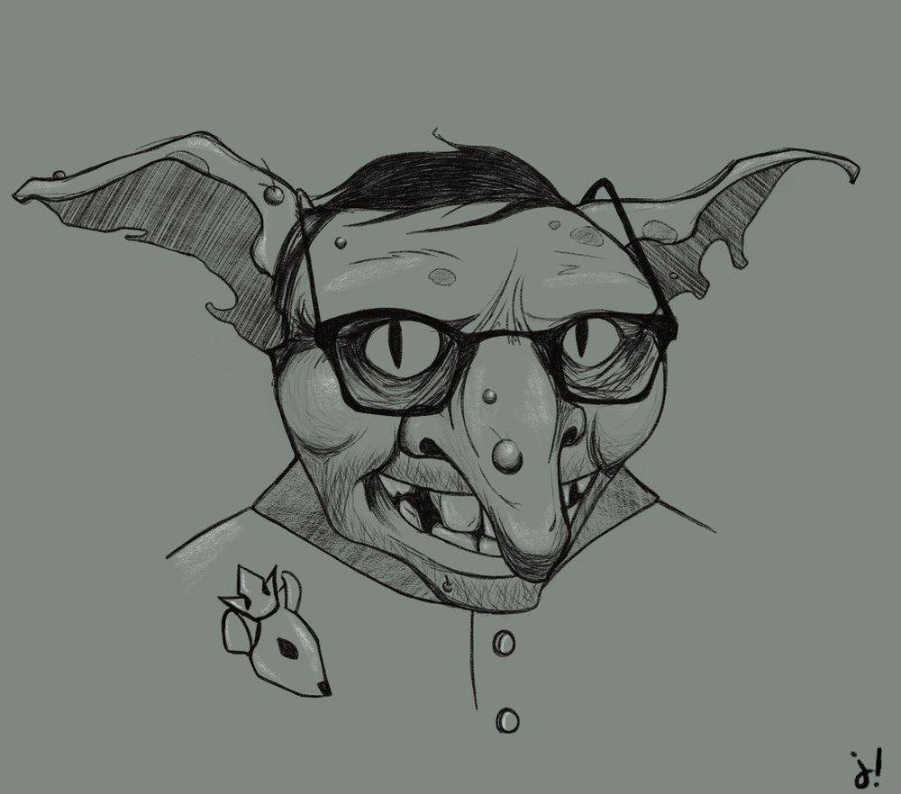 Goblin Wes