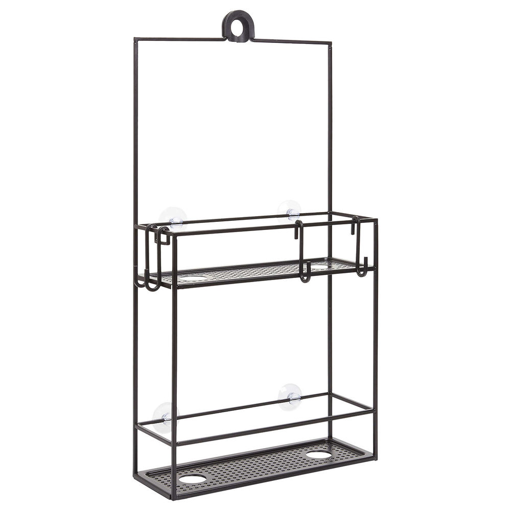 CUBIKO SHOWER CADDY BLACK — H | H Interiors