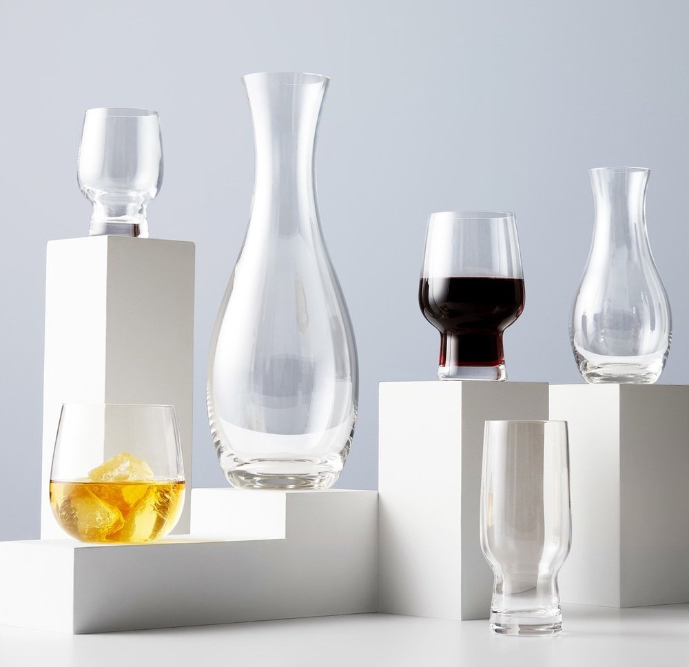 Glasses & Barware -