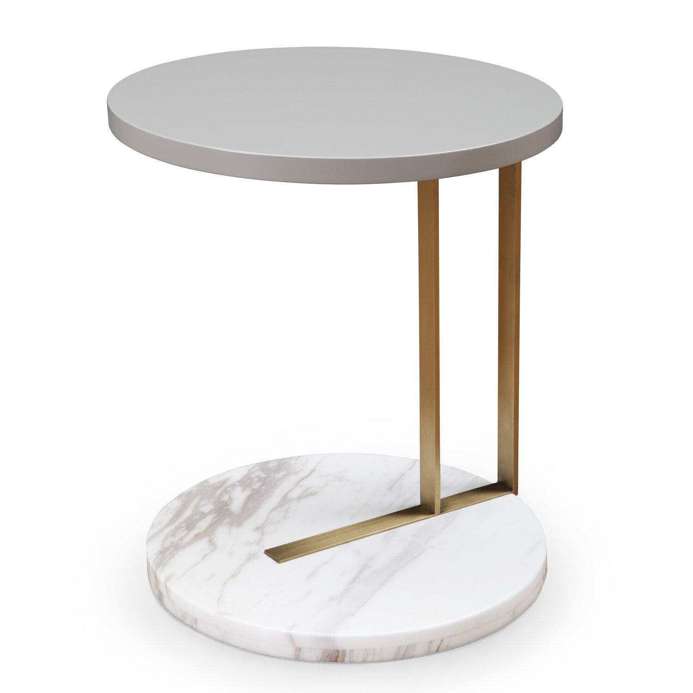 Luna Side Table  Homey.Home  Interiors
