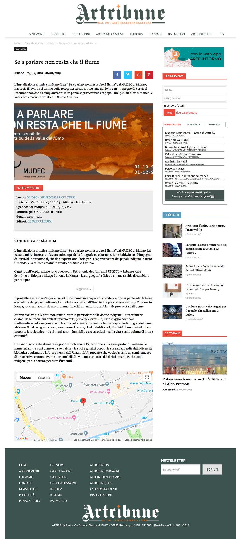 SI_Screenshot_2018-10-22 Se a parlare non resta che il fiume Artribune.jpg