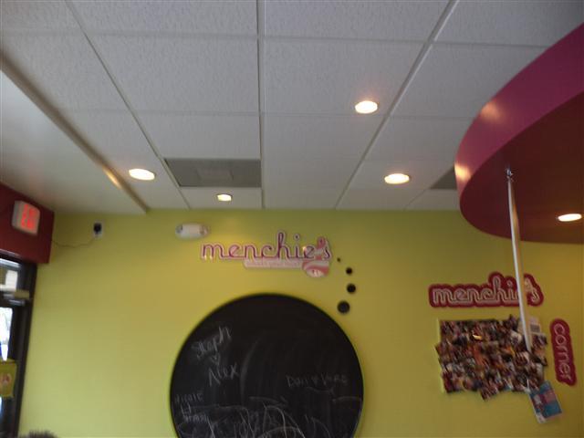 Menchie's Yogurt Bar