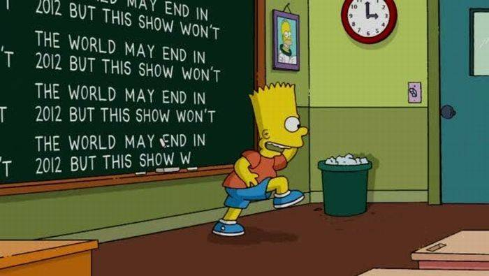 Love 'em or hate 'em. The Simpsons have consistently avoided consistency for  27 years.