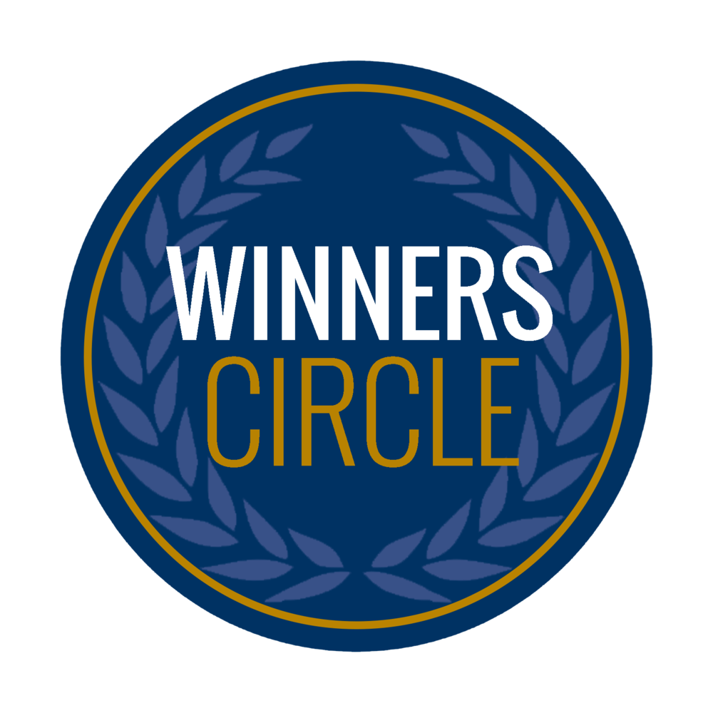 Winners Circle - We will be awarding $1,500 in cash! Five participants will win $100 each. One person will win $1,000. See schedule for drawing time.*