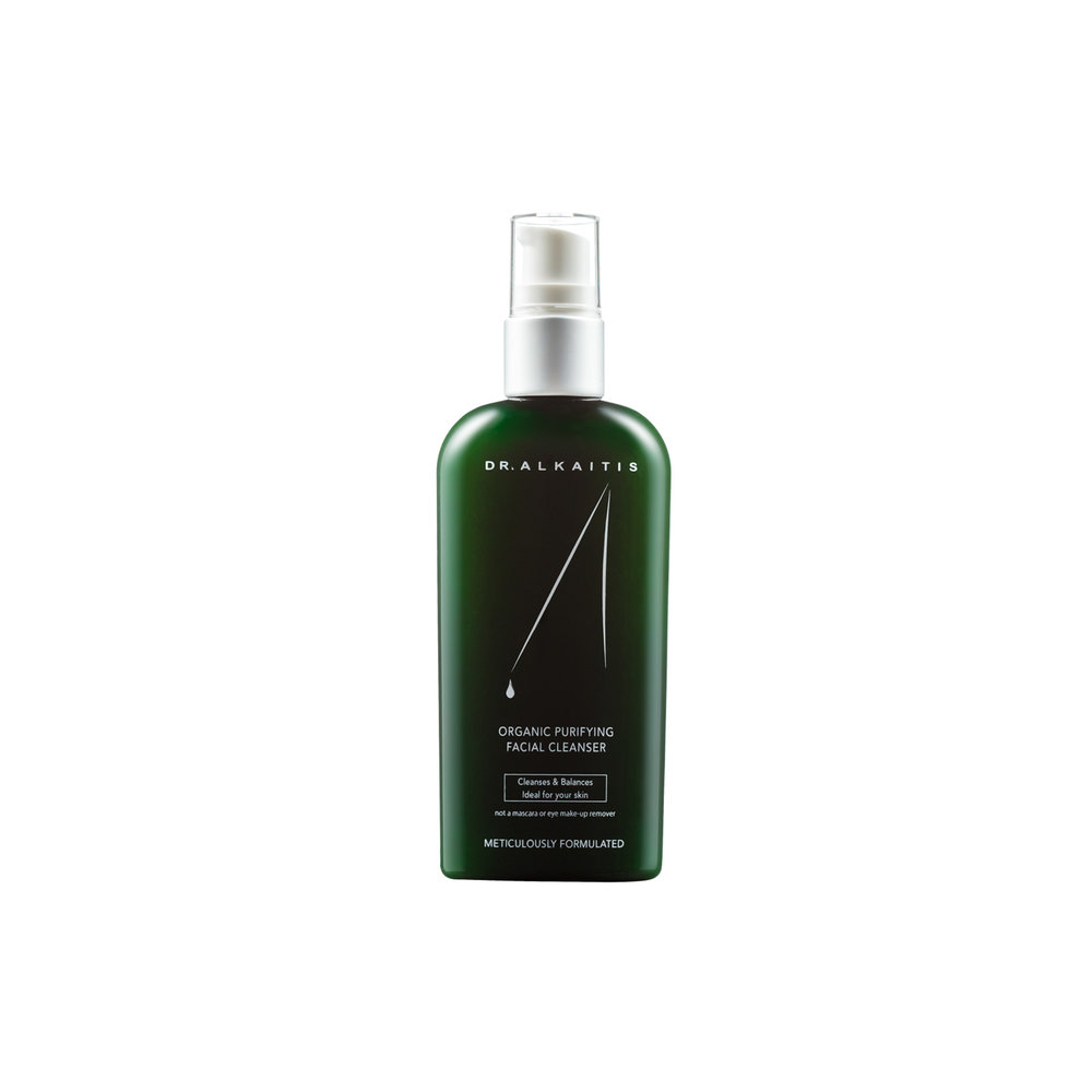 Organic Purifying Cleansing Gel • $45   Organic gel  Reserved for the very oiliest of us. Silky feel, herbal scent. Preservative-free.