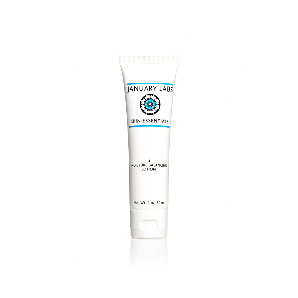 Balancing Lotion - $28   Light Lotion  Easy and light. Good glide, silky feel. Absorbs easily, won't clog pores.