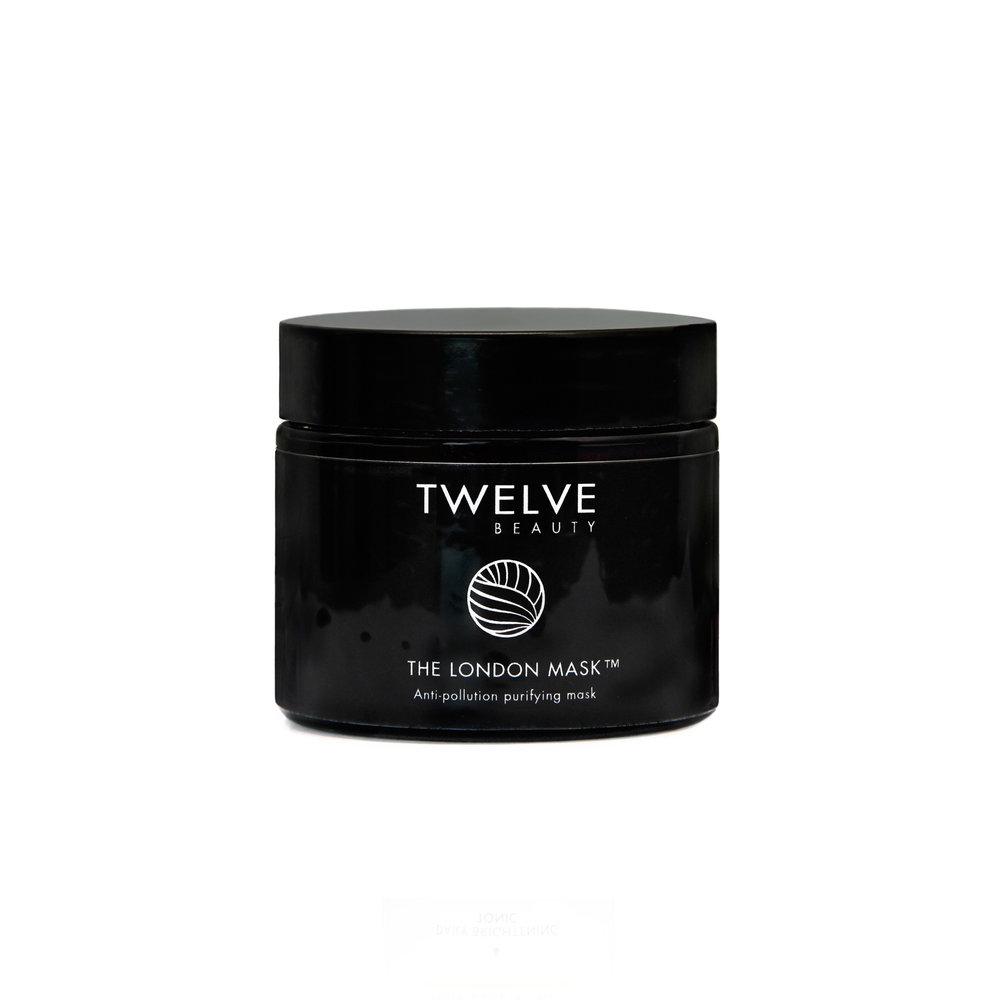 London Mask • $92   For super stressed skin  Soothing clay mask, deep cleans and calms. Luxe choice for skin with mix of issues including redness, breakouts, dry areas.