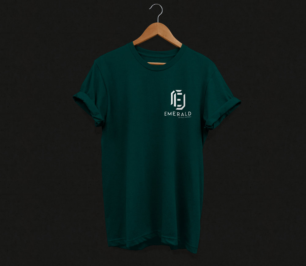 Emerald Tattoo Company Tees & Merch