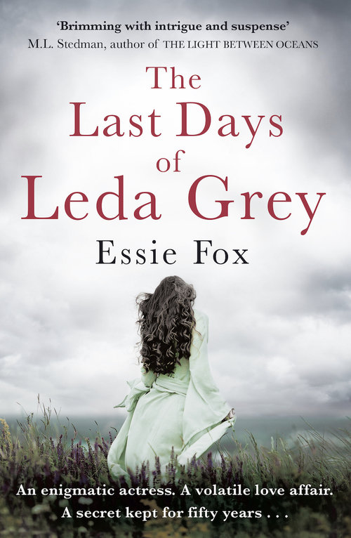 """""""Luminous … Leda Grey's world is utterly beguiling.""""  The Times"""