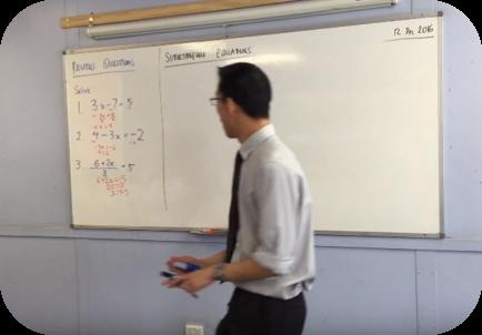 Simultaneous Equations   6 Uploads