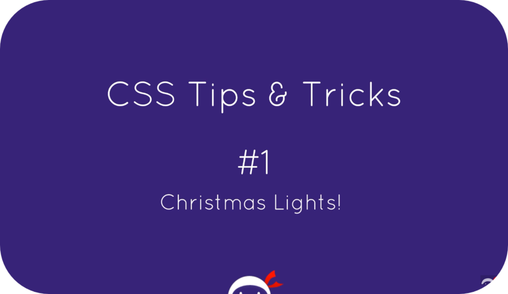 CSS Tips & Tricks   5 Uploads