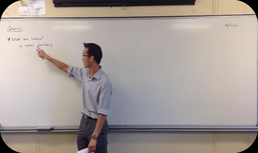 HSC Maths: Conics   20 Uploads