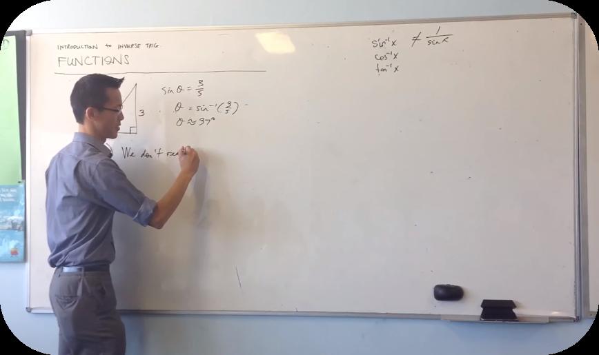 HSC Maths Inverse Trigonometric Functions   46 Uploads
