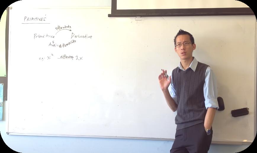 Prelim Maths Primitive Functions   12 Uploads