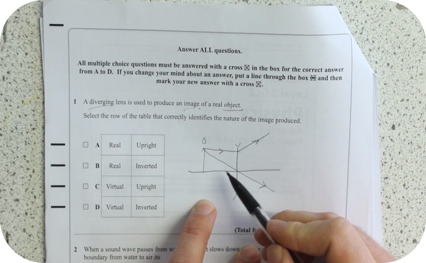 Edexcel A Level Physics Practice Exam Questions   21 Uploads