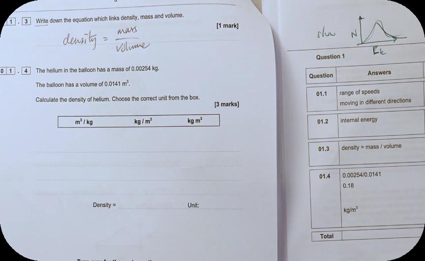 AQA GCSE Physics Specimen Paper 1 - Exam   13 Uploads