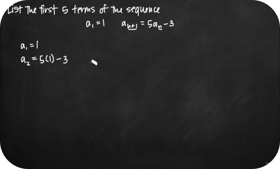 Sequences & Series   52 Uploads