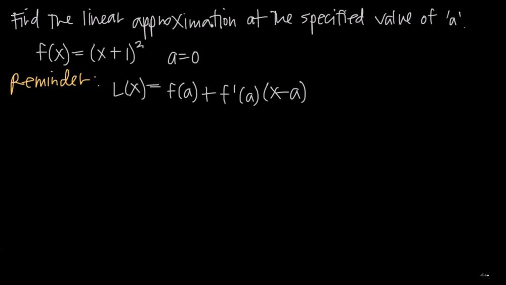 Applications of Derivatives   50 Uploads
