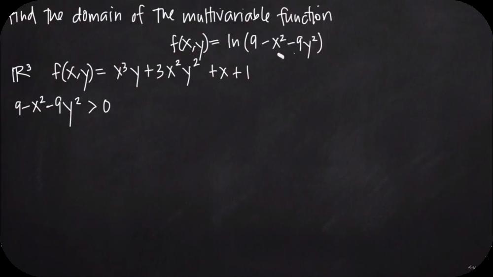 Calculus III   182 Uploads