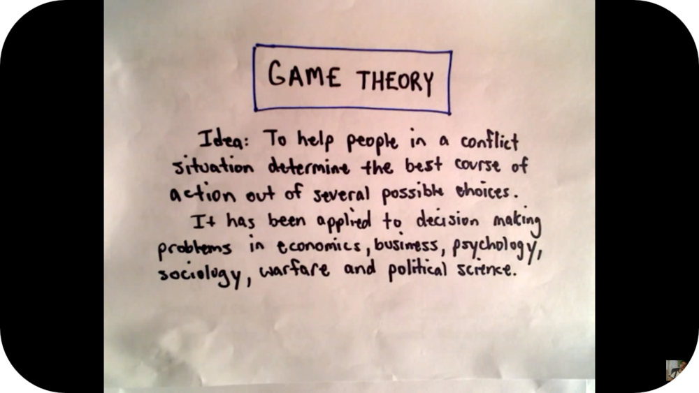 Game Theory   8 Uploads