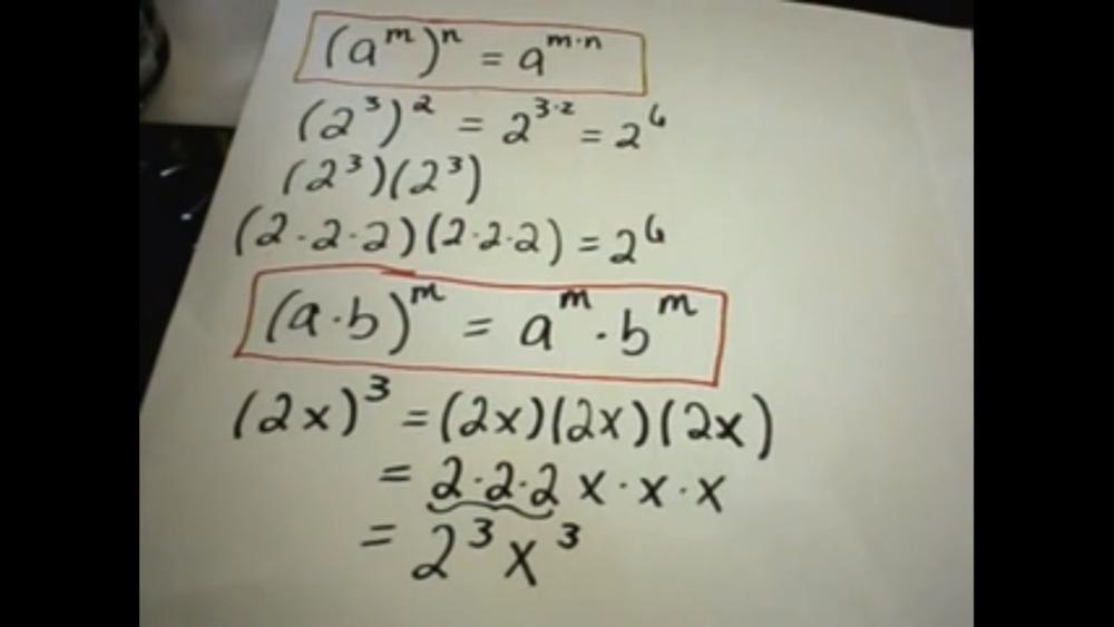 Exponents   15 Uploads
