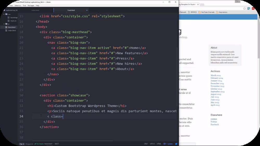 Wordpress Theme Development   10 Uploads