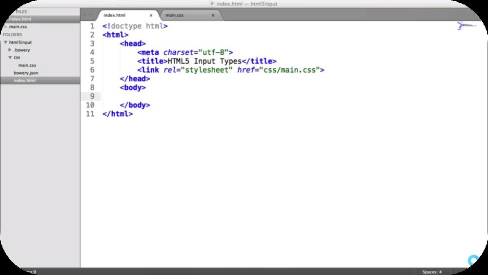 HTML5 Input Types   14 Uploads