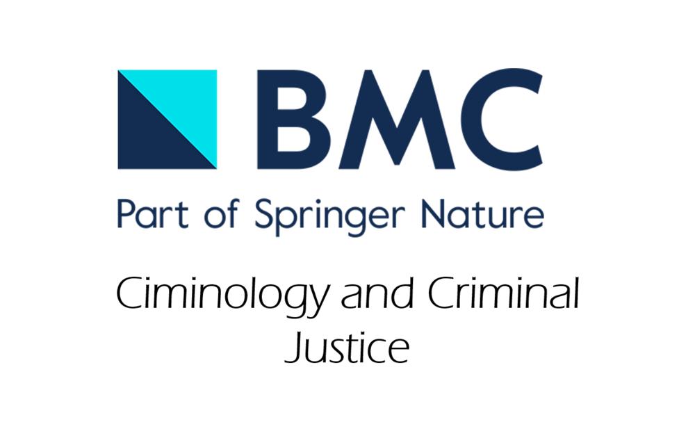Criminology and Criminal Justice   1 Upload
