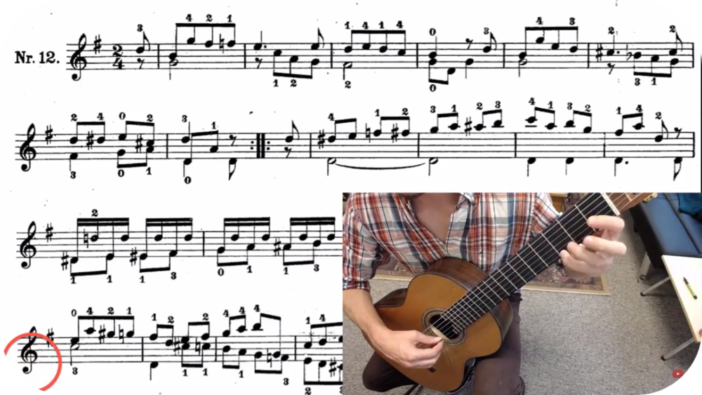 Classical Guitar Pieces   18 Uploads