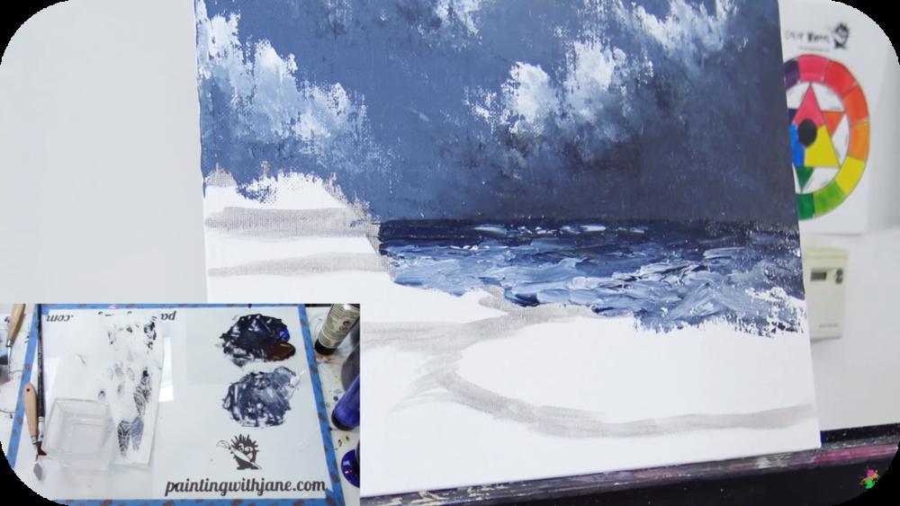 Palette Knife Paintings   7 Uploads