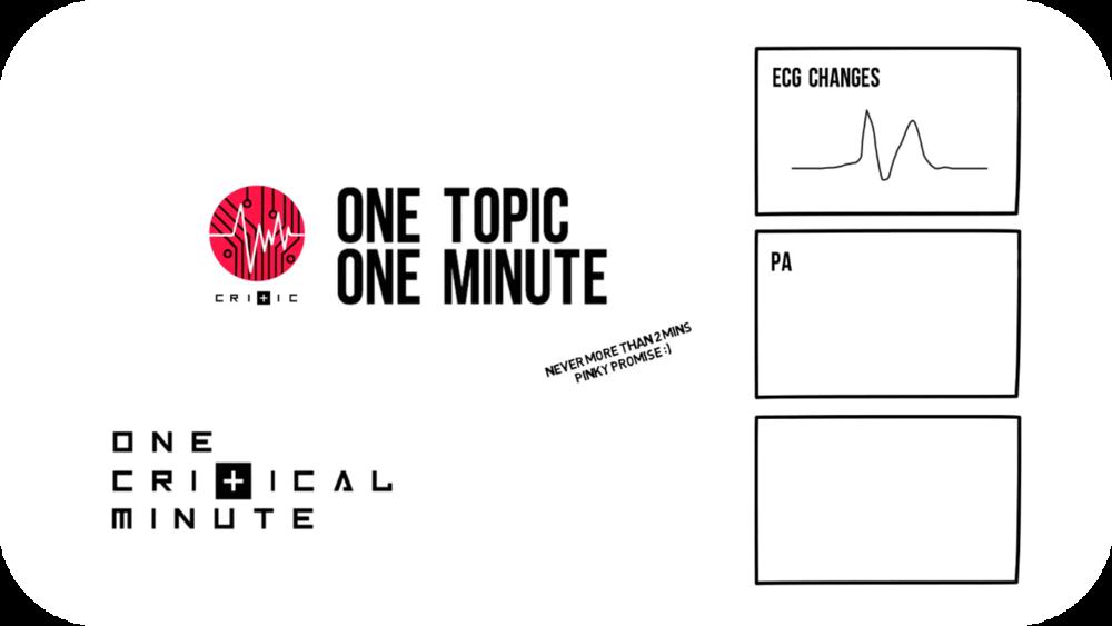 One Critical Minute [1CM] - all videos   14 Uploads