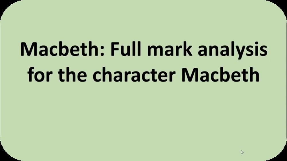 Macbeth   8 Uploads