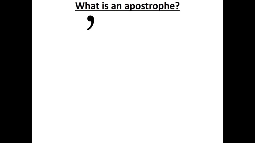 16.+ 17.+ 18. APOSTROPHES   18 Uploads