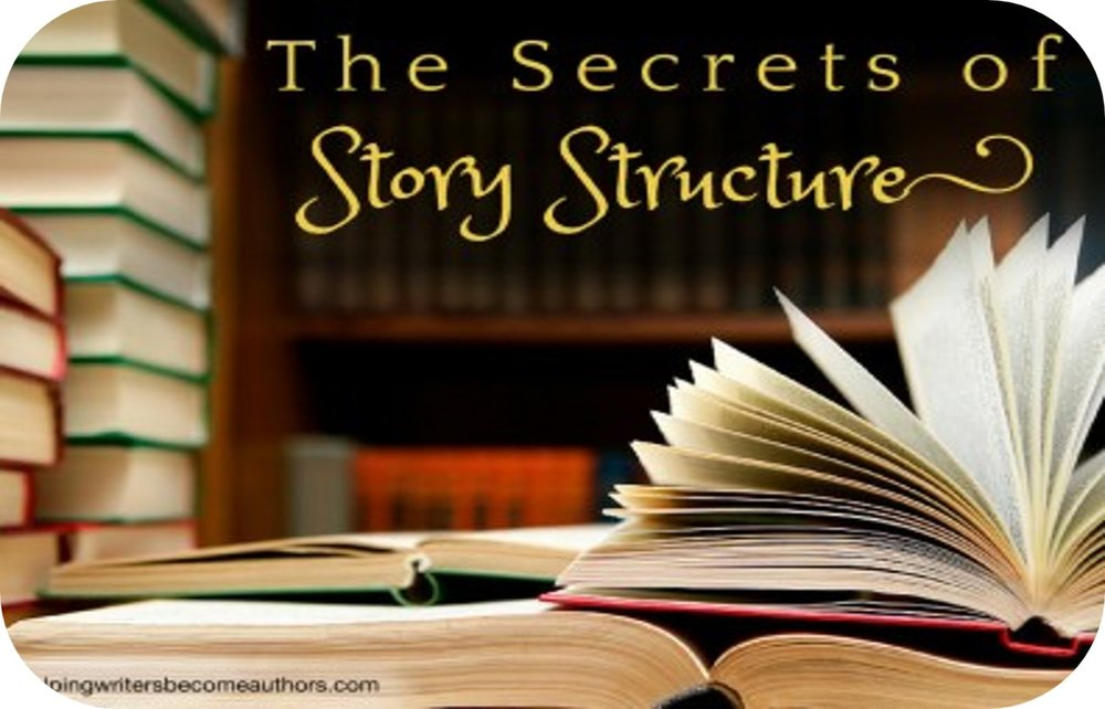 The Secrets of Story Structure   12 Uploads