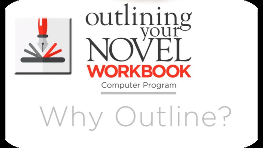 Outlining Your Novel Workbook Computer   10 Uploads