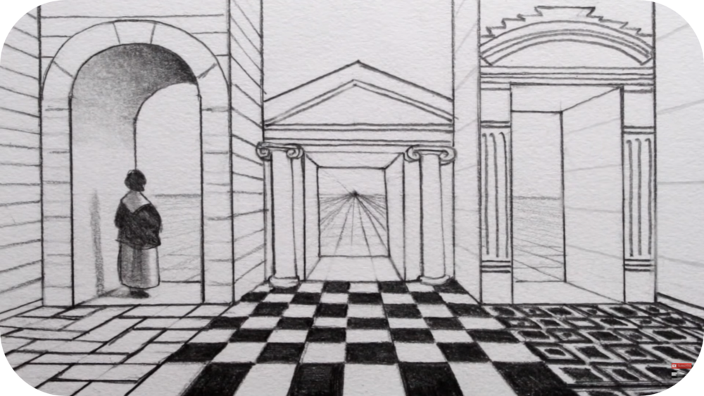 How to Draw Arches in Perspective   6 Uploads