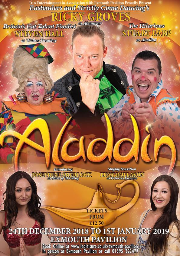 Aladdin Flyer ExmouthFlyerfront 2018.jpg