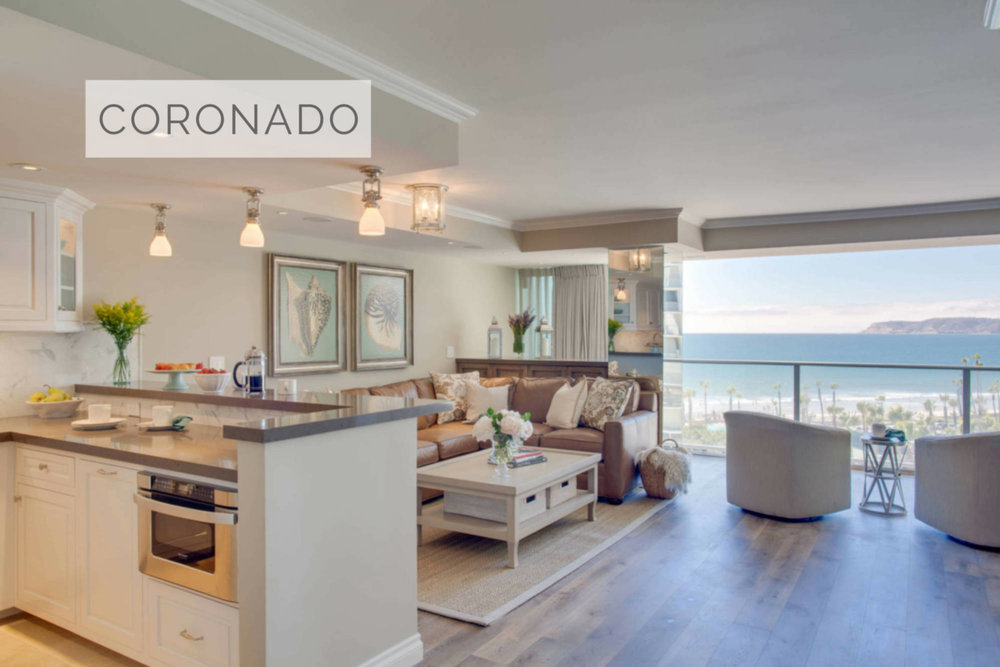 Coronado - Interior Design San Diego