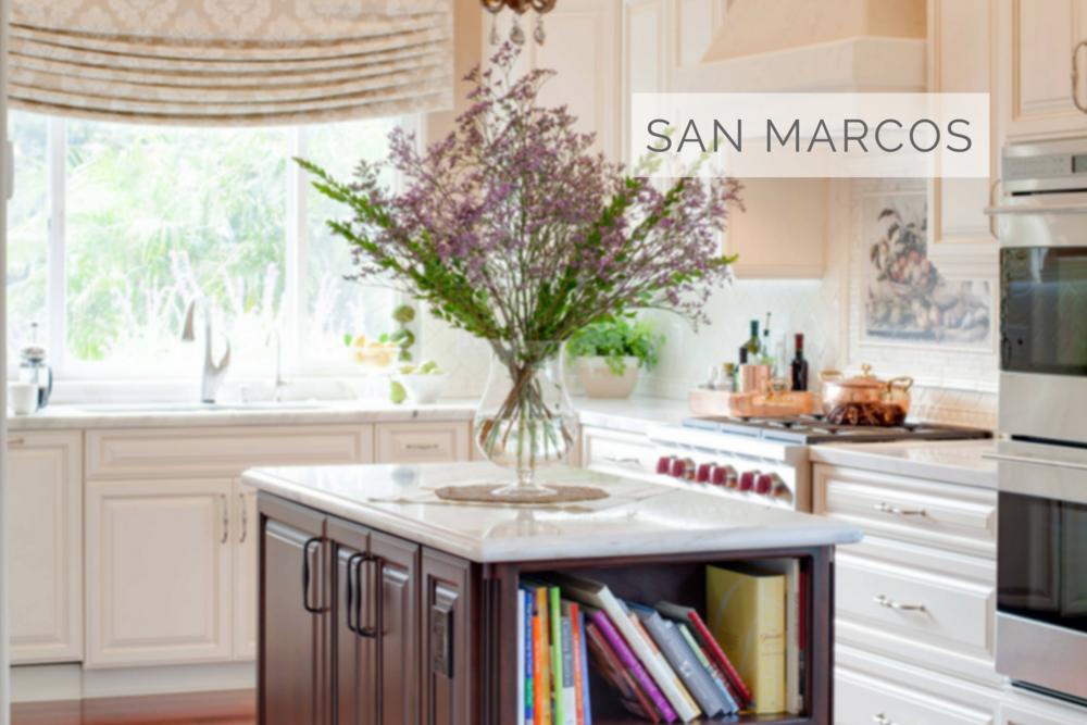 San Marcos- Interior Design San Diego