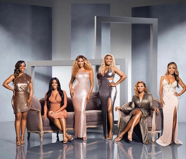 Congrats to @shamaridevoe for joining the cast of The Real Housewives of Atlanta! So proud of our Georgia peach! Can't wait for the season premiere on @bravotv Sunday, November 4.